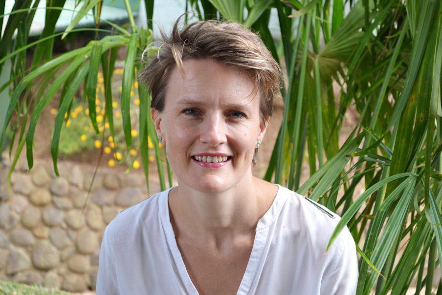 Marieke Veeger